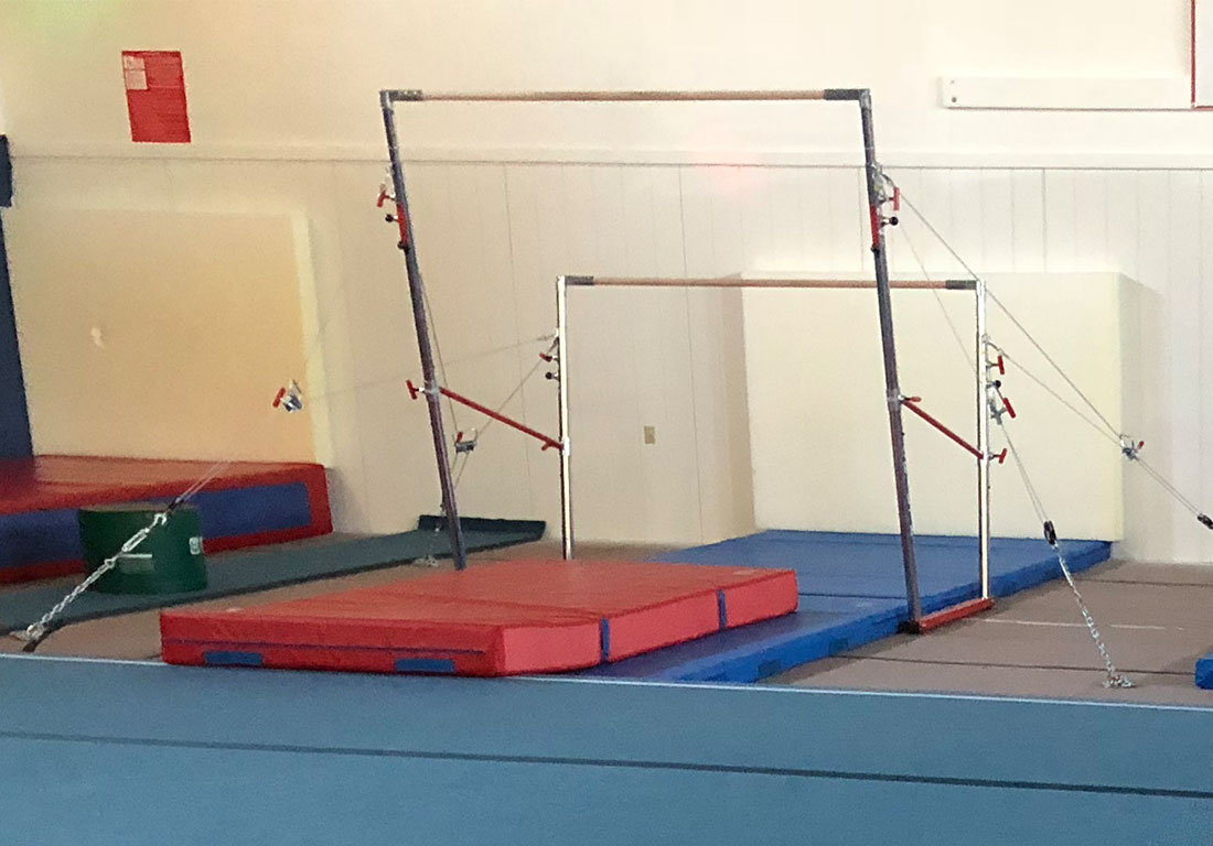 Stars and Bars Uneven Bars